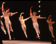 NYC Ballet 1977. Photo by & copyright Aaron M. Cohen